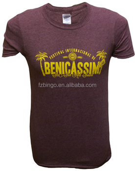 Wholesale Tshirt Custom All Over Dye Sublimation T Shirt
