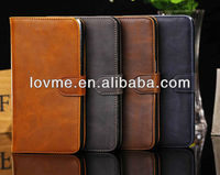 Luxury Wallet Leather Case Cover For Samsung Galaxy S4 i9500