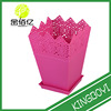 2017 Hot Colorful Plastic Square Flower
