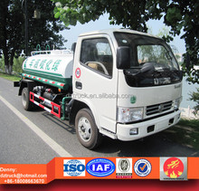 5000 liter Dongfeng water tank truck for sale