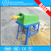 China top quality mini multi-function corn sheller and thresher/corn sheller