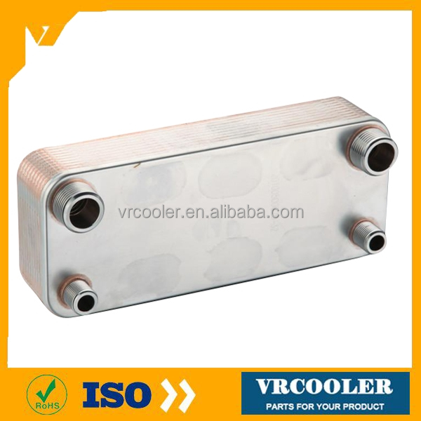 heat exchanger for marine engine industrial condenser