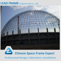 Wind Resistant Steel Space Frame Canopy