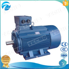 Factory Price Dual Voltage 300 hp Electric Motor