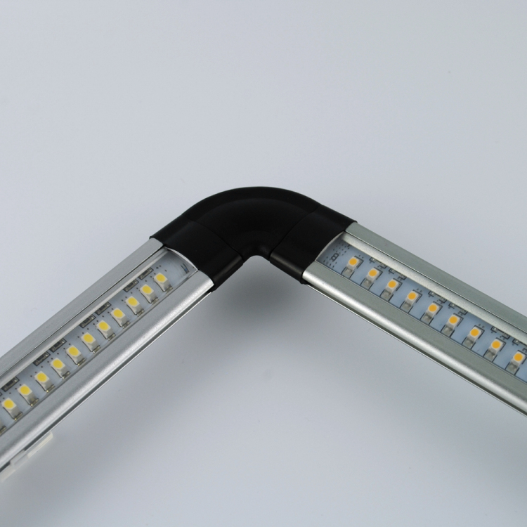 saleable items corner connectable DC12V led rigid bar with touch dimmable swtich or motion sensor (SC-D107A)