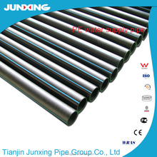DN630 SDR17 pe pipe Underground piping polyethylene pipe for water supply