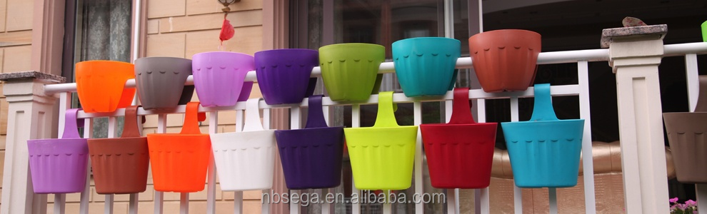 Flower Pot paint color with water level