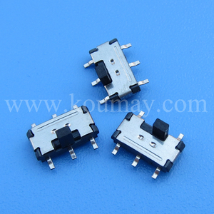 electrical mini micro slide switch MSS-22C01