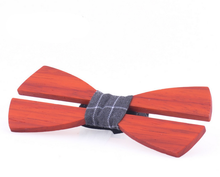 Packing box pure handmade reversible flashing mens bow tie