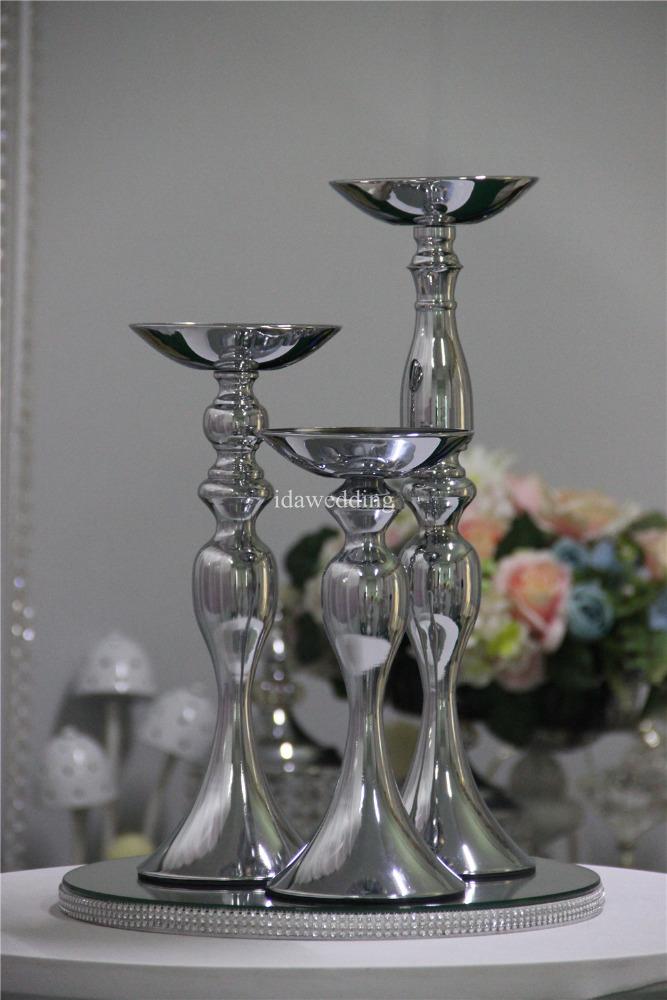 Ida large margarita glass centerpieces vases wedding