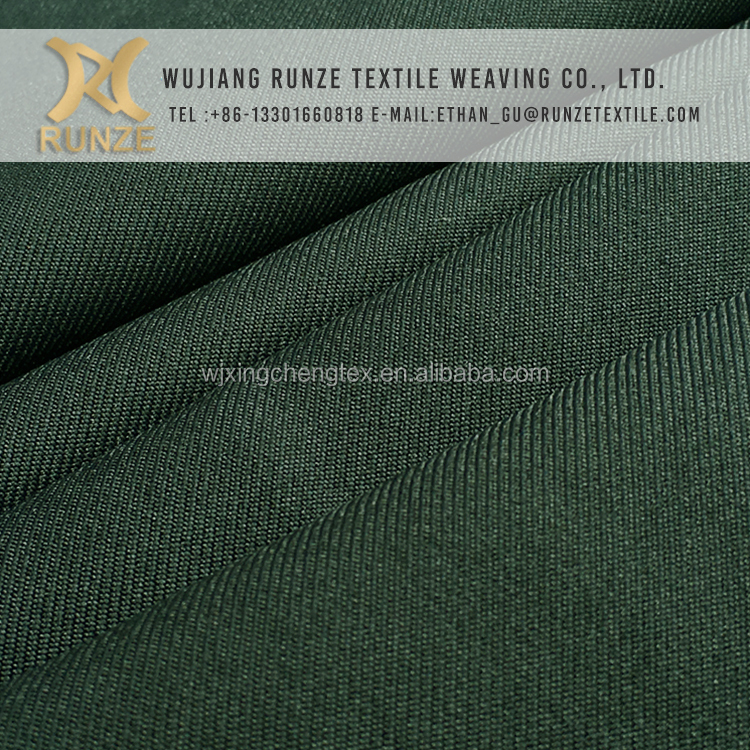 Free sample shaoxing 100% polyester material gabardine fabric