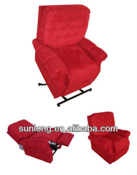 3 position lift chair,large size design,massage chair,heater is available