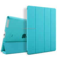 New Product for ipad2 case flip smart case for new ipad2