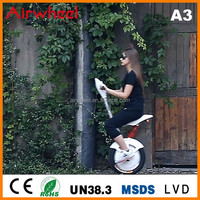 2016 Airwheel A3 new model 2 wheel self balancing electric scooter with seat