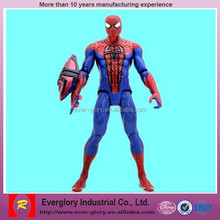 Hot movie character Spider-Man, Spider Man PVC Action Figure Spiderman Toy