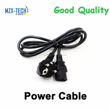 Europe Power cable for Computer / Monitor / Scanner / 3D Printer / Money Tester / Projector / Rice cooker / Boilers