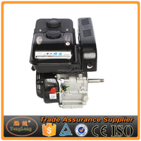 Small Portable Single Phase Gasoline Fuel Engine With Ce Certificate