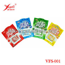 Hot sale new product sweet paper mint candy candies