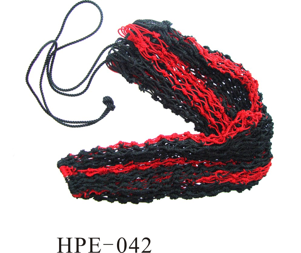 high quality and lower price slow feeder two tone hay nets