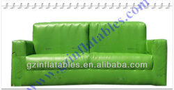 2012 (Qi Ling) commercial inflatable sofa model