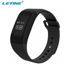 OEM bluetooth heart rate monitor smart bluetooth band,blood pressure control bracelet,health care smart watch