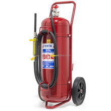 ABC dry powder trolley fire extinguisher 50KG