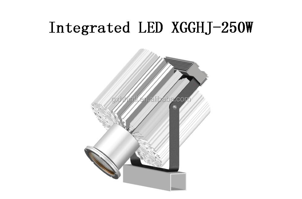 Aluminum alloy Round Shell IP65 250 Explosion Proof LED industrial high bay lighting Industrial LED lights XGGHJ-250W