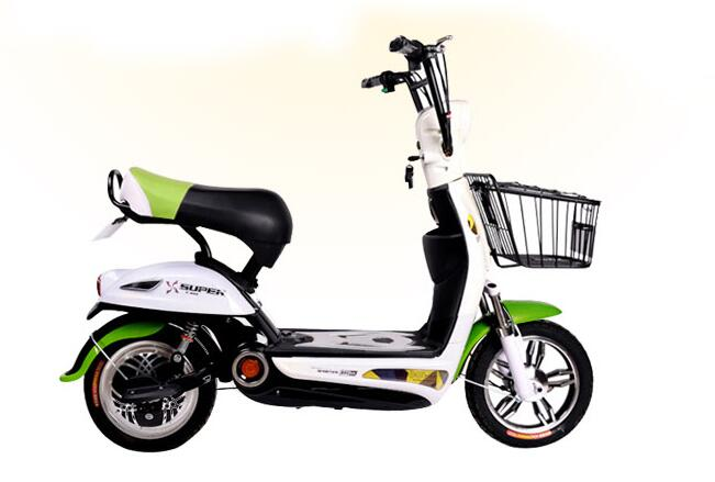 Electric pedal double standard 48 v scooter motorcycle
