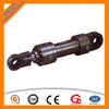 Hydraulic cylinder small telescope for car lifting and scissor lift