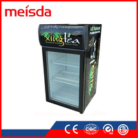 Hot sale SC52 B Cheap Display Table Top Mini Refrigerator bar fridge