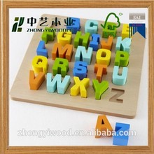 Trade assurance rotating wooden toy intelligence puzzle games for children