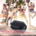 Christmas Gift TK200 Waterproof Portable Mini Bluetooth Stereo Speaker support Hands-free Calls/AUX/TF with Carabiner