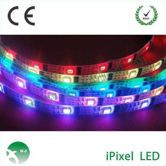 SMD 5050 rgb color changing LED lights flexible led strip