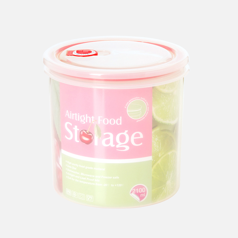 Light Home Sealed Baby Food Containers With Lid