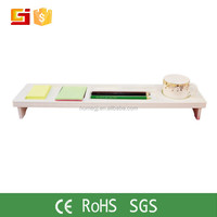2016 NEW Eco-friendly home furniture keyboard shelf in wood
