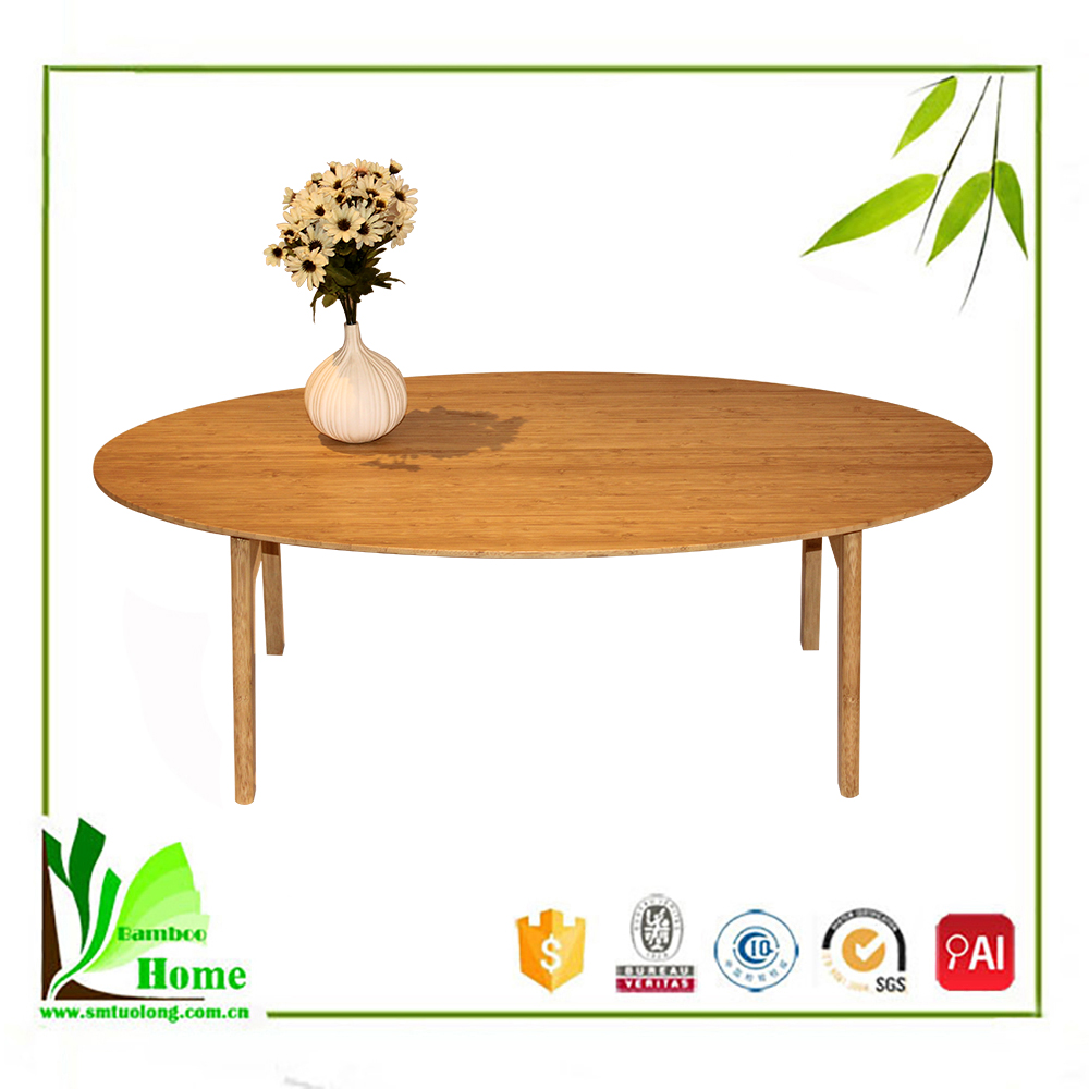 Creative Style Bamboo Victorian Coffee Table
