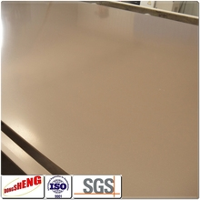 China manufacturer pvc rigid wall sheet 2mm