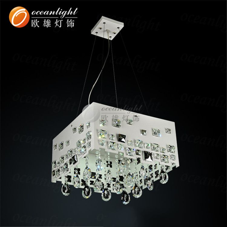 Hot sale New Product LED Modern Crystal Pendant Lamp Chandelier LigtingOM88175
