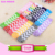 2016 hot sale kids colorful chevron leg warmers boutique cotton ruffle baby leg warmers