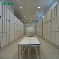 jialifu waterproof digital safe hpl staff storage lockers