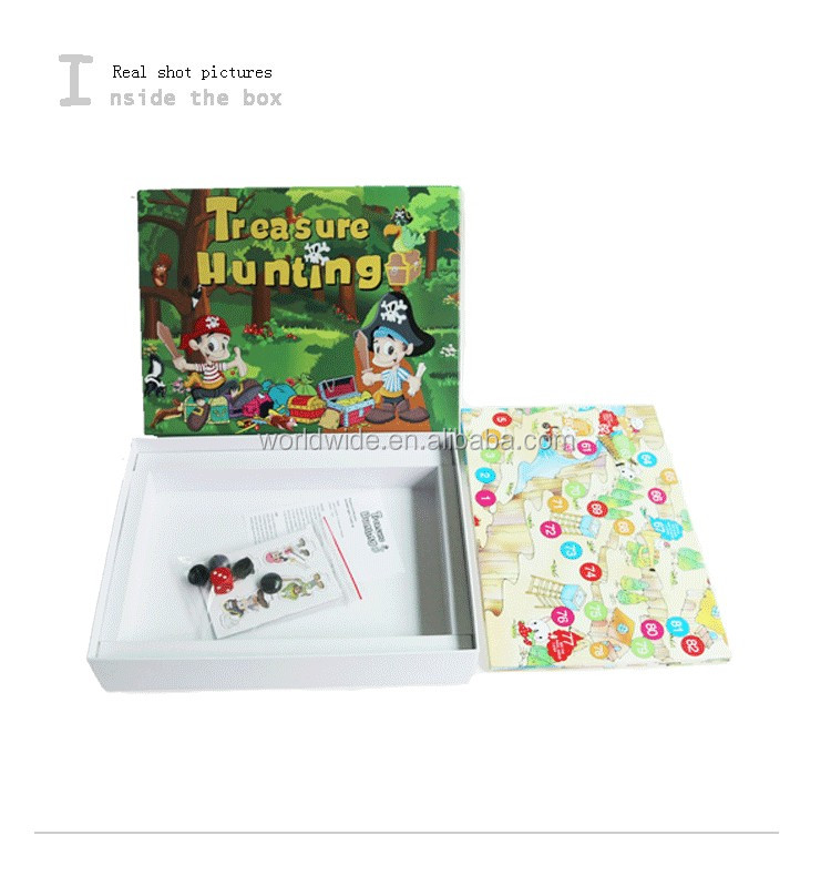 Wholesale custom children board game China supplier