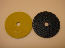 3'' Diamond Polishing Pads wet use resin bonds