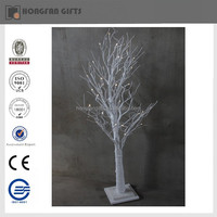 plastic small christmas led tree