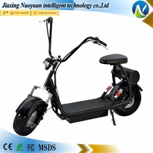 High Performance 1000W 60V 12AH 20AH Citycoco Electric Scooter Motorcycle