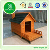 DXDH009 Wood Dog Kennel Outdoor Dog Kennel Handmade Kennel
