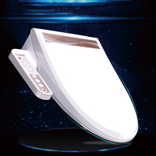 Modern plastic portable heated adult sanitary electric bidet toilet seat