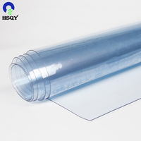 0.2mm Thick Super Clear Flexible PVC Soft Film