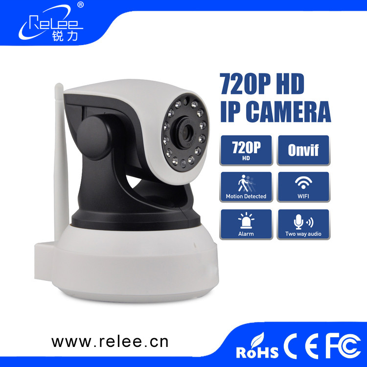 wholesale price two-way audio motion detection portable wireless ip camera,720p indoor mini home security camera
