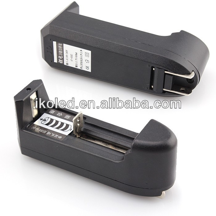 Universal 18350 16340 18650 Rechargeable battery Wall Charger specially for Electronic Cigarette 18650 16340 18350 charger