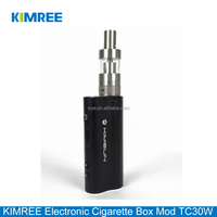 Kimree 2015 Best Dry Herb Vaporizer TC30W Smoking Device with Temperature Control